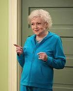 ''Kości'' z Betty White