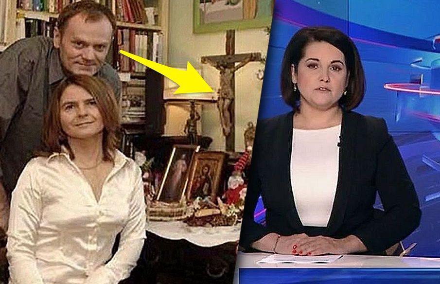 """""""Wiadomości"""" ostrzegają katolików przed ewentualnymi rządami PO"""