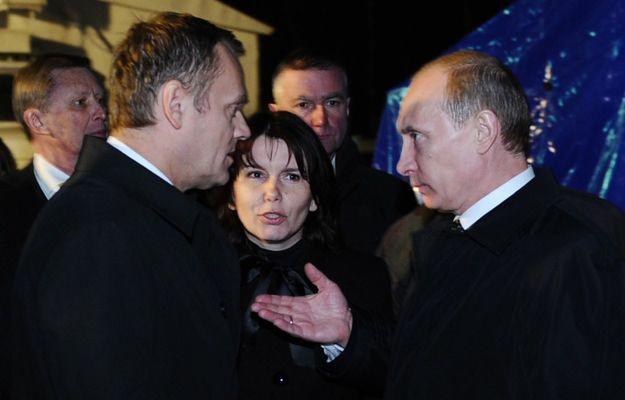 """Tłumaczka Tuska ma ujawnić tajemnice smoleńskiej rozmowy z Putinem. """"Najściślejsza tajemnica"""""""