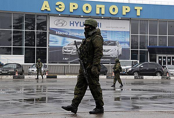 Lotnisko w Symferopolu