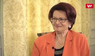 Maria Kurowska, wicemarszałek województwa Podkarpackiego