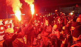 Strajk Kobiet w Warszawie. Zakończył się protest
