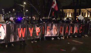 Warszawa. Znów wrze na mieście. Strajk Kobiet się nie uciszy