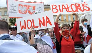 """Świetlik: """"Białoruską opozycję wspieramy we własnym interesie"""" [OPINIA]"""