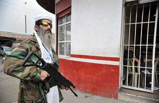 Osama bin Laden jak żywy - zobacz zdjęcia