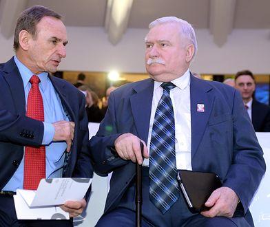 Lech Wałęsa bez szczęścia do ludzi. Zięć próbuje wyciągnąć z długów instytut jego imienia
