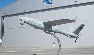 Dron E-130, powietrzny element systemu Orlik