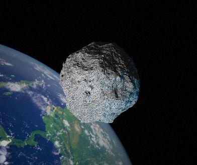 Asteroida Bennu może zderzyć się z Ziemią