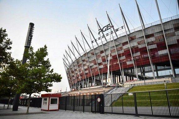 Zatrzymania w warszawskiej straży. Afera korupcyjna na Stadionie Narodowym