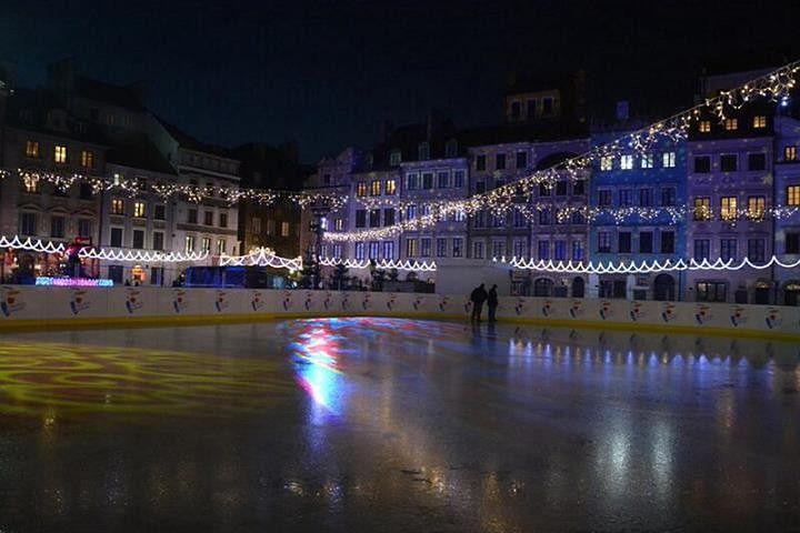 Otwarcie lodowiska na Rynku Starego Miasta już jutro!