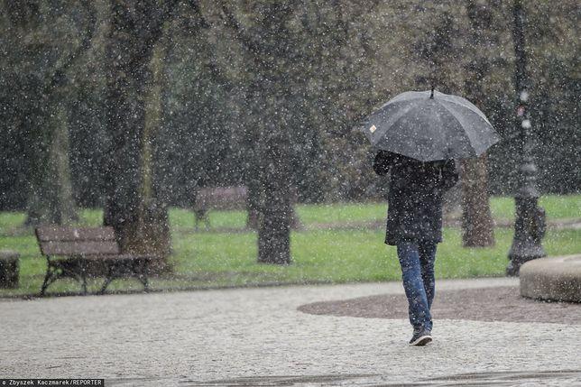 Pogoda w środę przyniesie zmienną aurę. Na zmianę deszcz i słońce