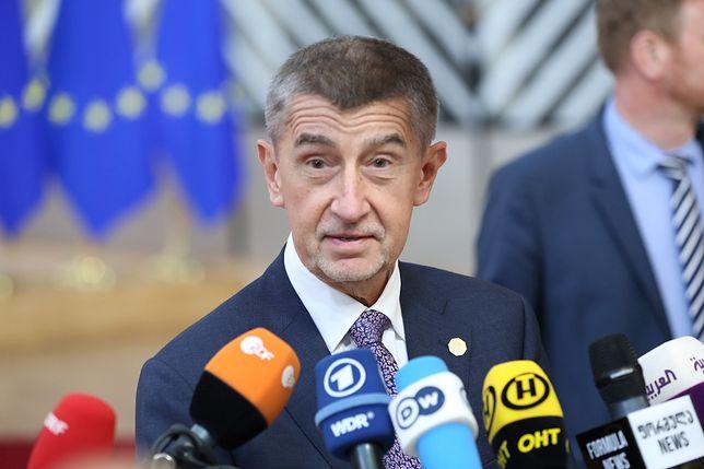 Premier Czech Andriej Babisz