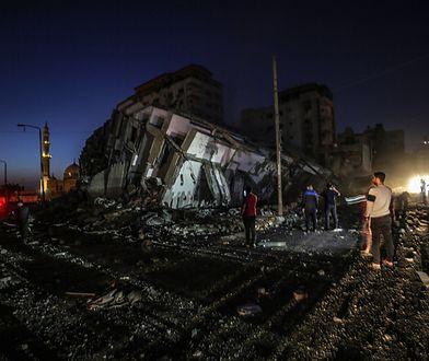 Niespokojnie w Izraelu. Kolejne wybuchy i ofiary. Mieszkańcy w schronach