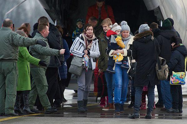 Polacy z Donbasu mogą dostać mieszkania i pracę w Warszawie