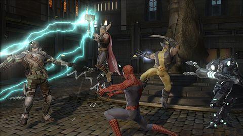 Trailer i galeria: Marvel Ultimate Alliance 2: Fusion