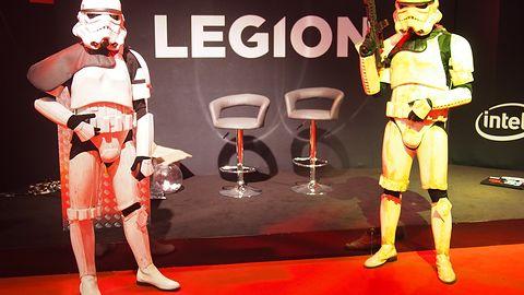 T-Mobile WGW Lenovo Legion: pokaz sprzętu [Konkurs]