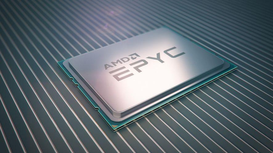 AMD Epyc nabierają tempa. Brytyjski resort obrony i Microsoft kolejnymi nabywcami
