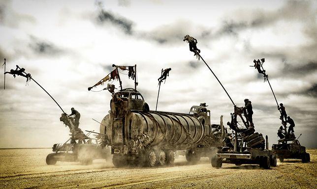 """""""Mad Max: Na drodze gniewu"""" bez efektów komputerowych"""