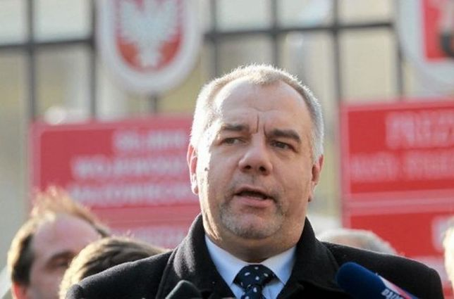 """Jacek Sasin o powołaniu Kaznowskiej: """"to pudrowanie trupa"""""""
