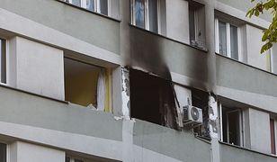 Wybuch przy Śliskiej. Ranny w eksplozji lokator zmarł w szpitalu