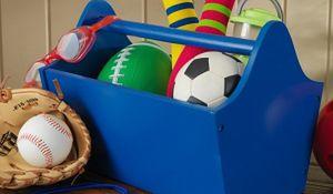 Aranżacja pokoju dziecięcego: przechowywanie zabawek