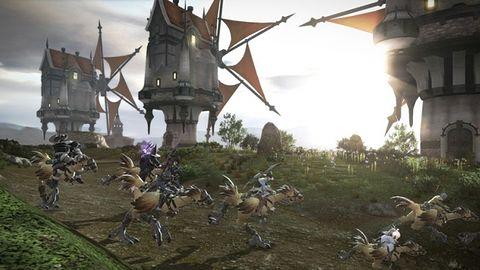 Zajrzyjmy do świata Final Fantasy XIV: A Realm Reborn
