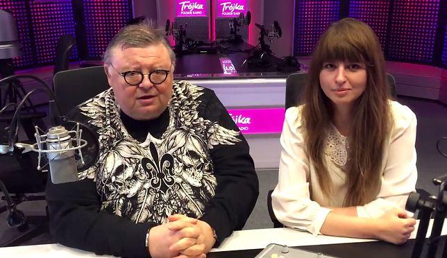 Wojciech Mann odchodzi z Trójki. Anna Gacek pożegnała go w osobistym wpisie