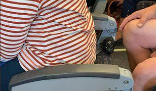 Ostatecznie pasażerka podróżowała na sprawnym fotelu