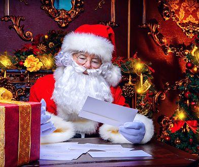 Kto wie, może elfom uda się uciąć pogawędkę z samym św. Mikołajem?