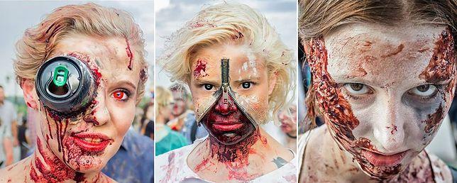 Zombie Walk przeszedł ulicami Warszawy [GALERIA]