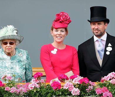 Królowa Elżbieta II dotąd bardzo lubiła towarzystwo Petera i jego żony.
