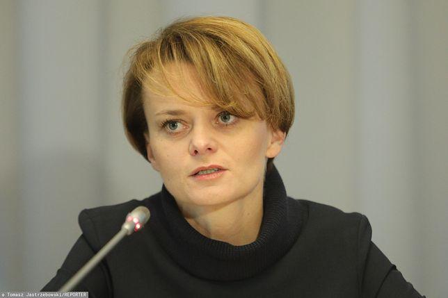Jadwiga Emilewicz w nowej roli będzie miała znacznie więcej pracy