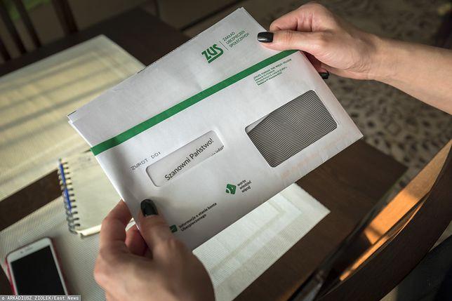 ZUS wysyła ważną korespondencję zwykłymi listami.