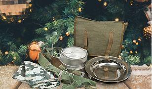 Taki zestaw prezentowy można kupić w sklepie internetowym Agencji Mienia Wojskowego za 79 zł