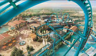 Największy w kraju park rozrywki zapowiada na przyszły sezon nową atrakcję