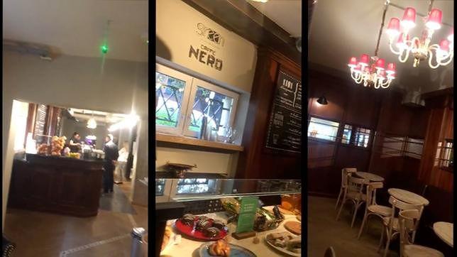 Kawiarnia w NBP