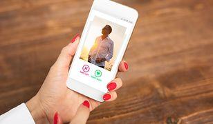 Aplikacja randkowa Tinder
