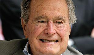 George H. W.Bush był człowiekiem o wielkim sercu