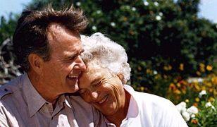 George i Barbara uchodzili za bardzo udane małżeństwo