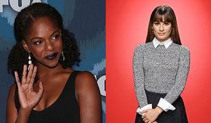"""Lea Michele atakowana przez koleżankę z planu """"Glee"""", Samanthe Ware."""