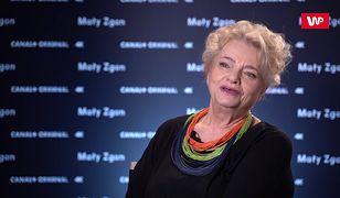 """""""Mały Zgon"""": Anna Seniuk o roli Teresy w serialu Machulskiego"""