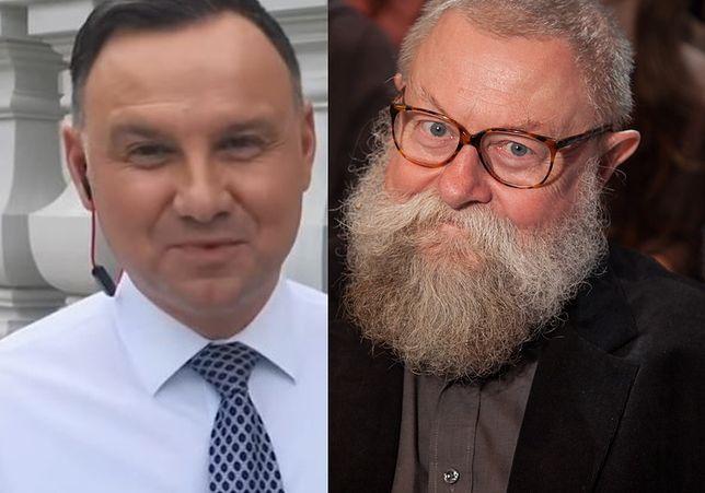 Andrzej Duda rapuje. Prof. Jerzy Bralczyk wyjaśnia, o co chodzi w tekście
