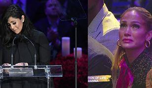 Vanessa Bryant, opłakuje zmarłych męża i córkę