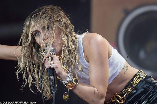 Miley Cyrus szokuje w nowym teledysku
