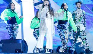 Viki Gabor wystąpiła na Sylwestrze Marzeń w Zakopanem