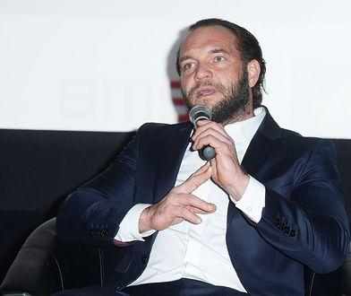 Emil Stępień jest mężem Dody i producentem filmowym