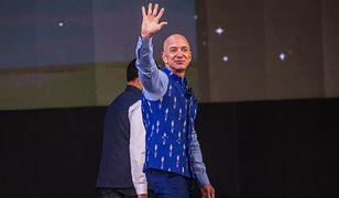 Amazon i nagłe zmiany na fotelu prezesa. Jezff Bezos podjął decyzję