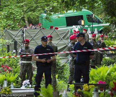 Rodziny ofiar katastrofy smoleńskiej sprzeciwiały się ekshumacjom