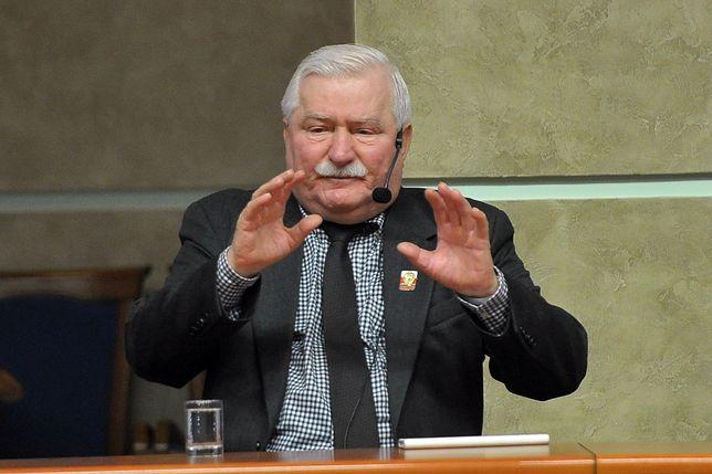 Lech Wałęsa ostrzega: oni będą strzelać