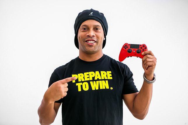 Ronaldinho w nowej roli. Będzie szukał talentów w… e-sporcie